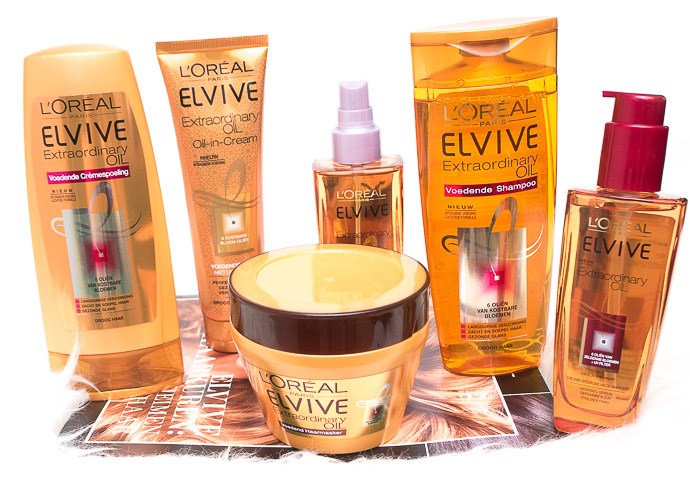L'OREAL ELVIVE BEAUTY BLOGGER WIES