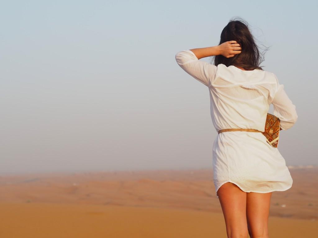 DUBAI DESERT FASHIONISTA CHLOE FASHIONBLOGGER OOTD
