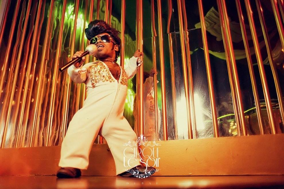 Cirque Le Soir DUbai Fairmont hotel Dubai DUbai Meeting Point Dubai sunweb Citytrip things to do in Dubai