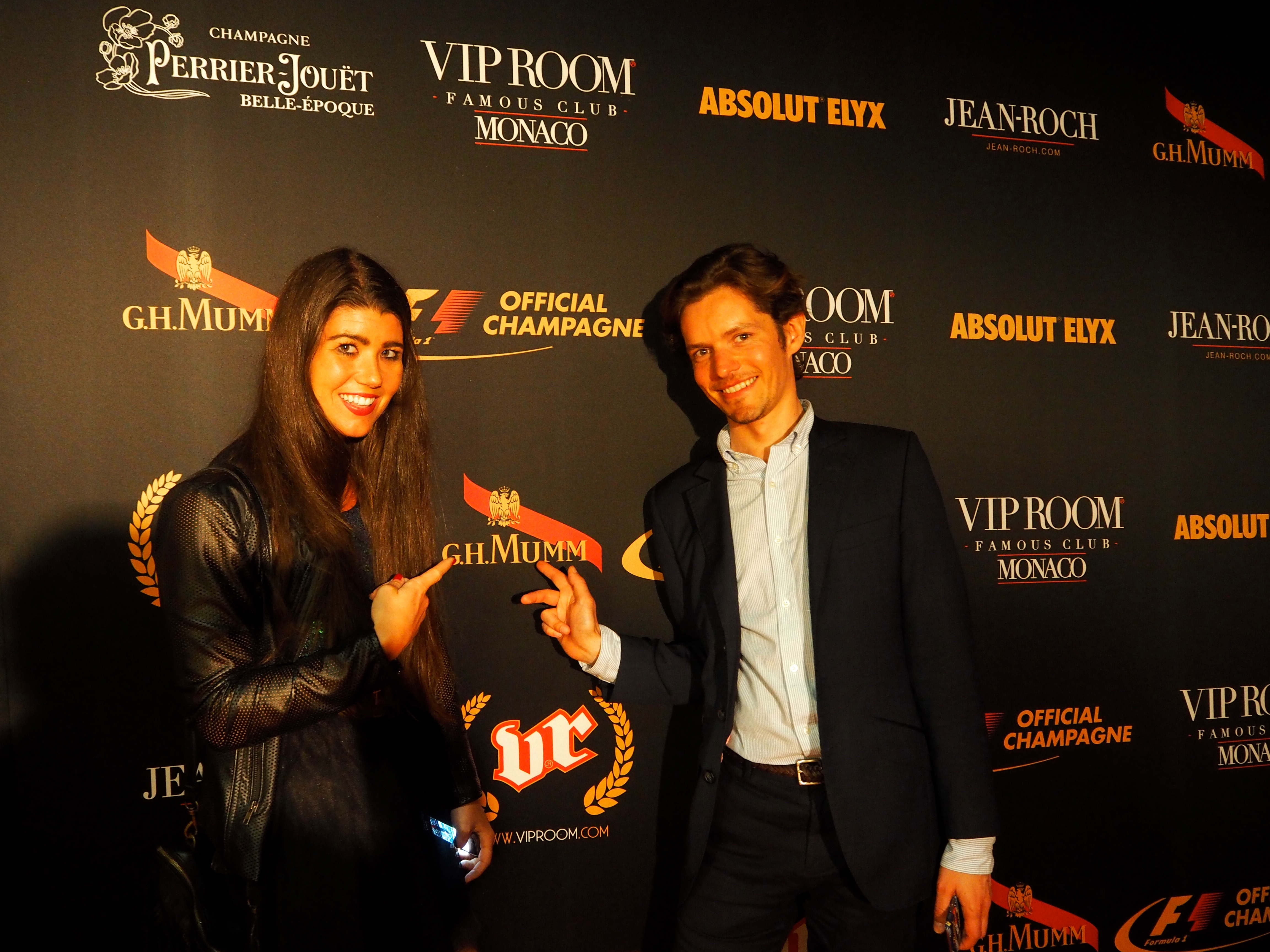 VIP ROOM MONACO PARTY WITH G.H MUMM CHAMPAGNE