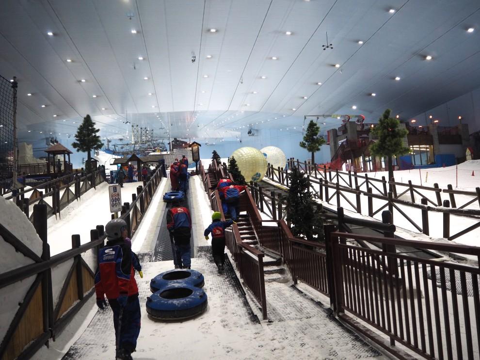 Ski DXB DUBAI DUbai Meeting Point Dubai sunweb Citytrip things to do in Dubai