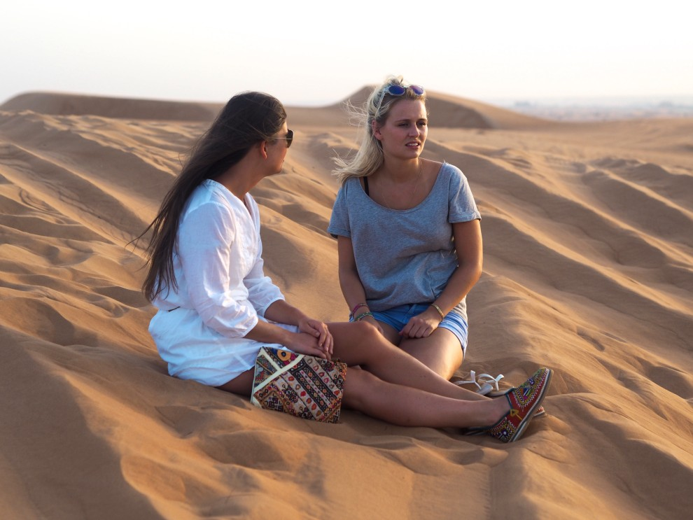 Desert Gate Jeep Safari Dubai Dubai Meeting Point Dubai sunweb Citytrip things to do in Dubai