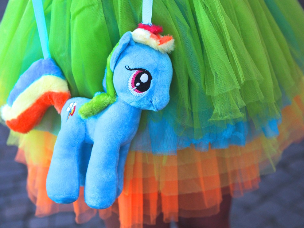 LuisaViaRoma Over The Rain it's magic Fashionista Chloe My Little Pony LVRovertherainbow Firenze4ever
