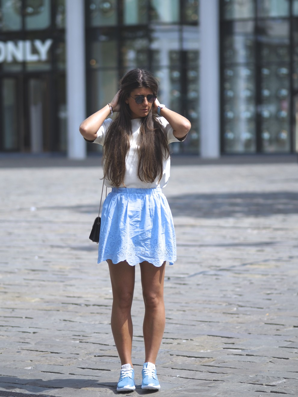 HOW TO WEAR: EST1842 SNEAKERS DE KAAIJ NIJMEGEN FESTIVAL OOTD FASHIONBLOGGER