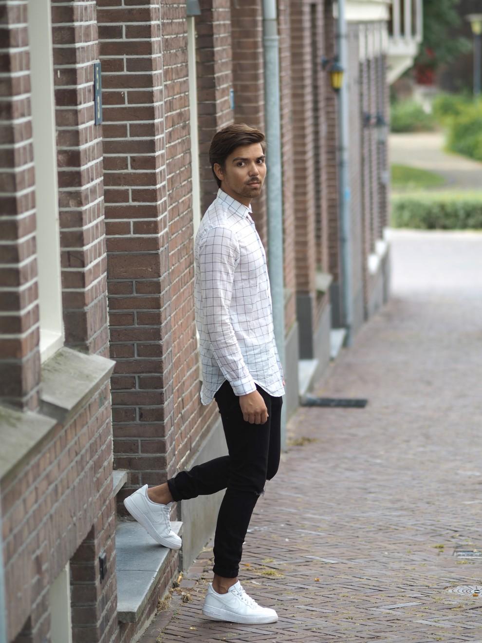 Maarten fashionblogger ASOS.com, NIKE, OOTD