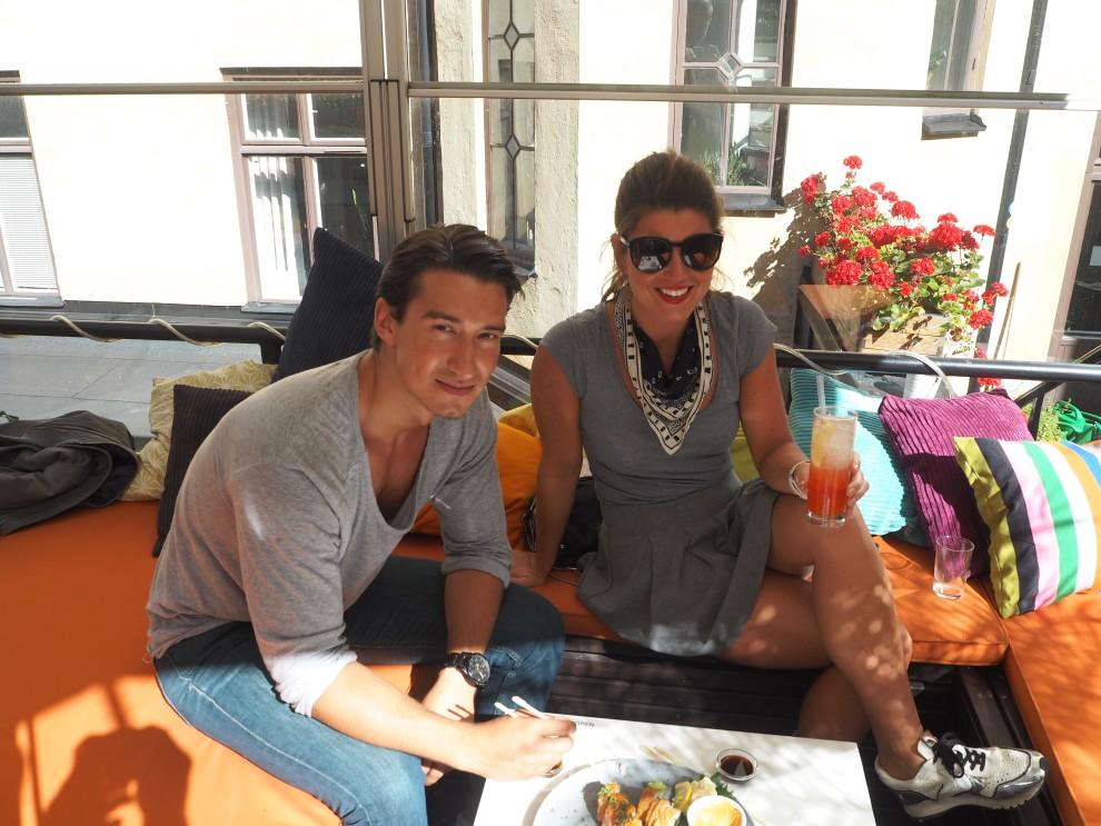 Stockholm Fashionweek recap city trip Stockholm Sweden