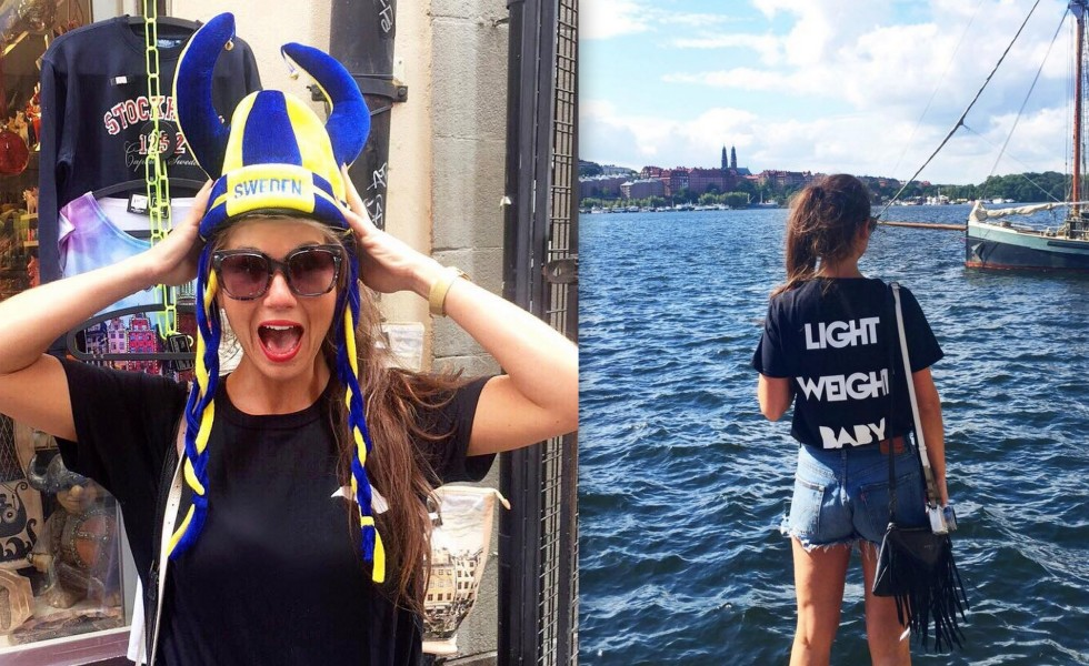 STOCKHOLM CITY TRIP + FASHIONWEEK