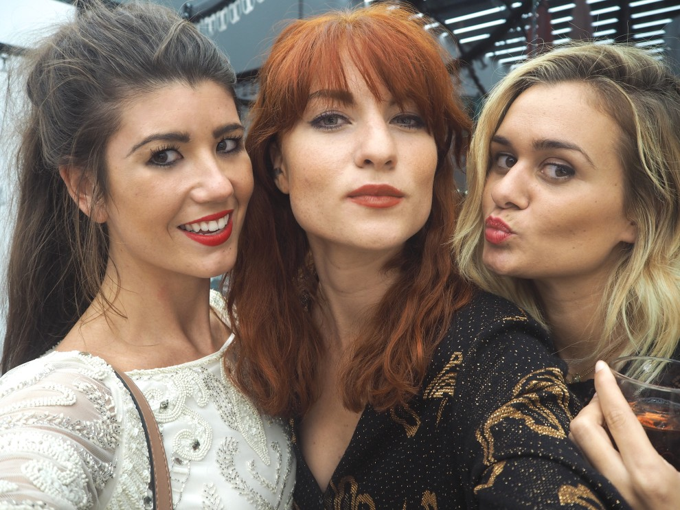With blogger babes Lisa Banholzer and Anne-Laure Mais MFW MILAN FASHION WEEK RECAP