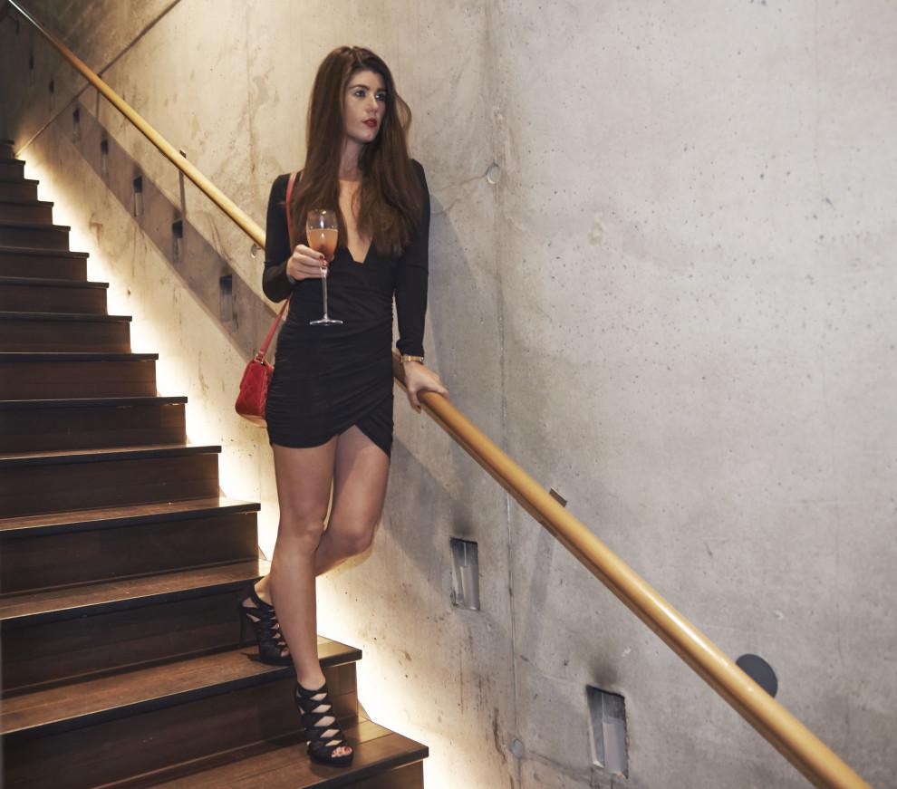 sylvie meis for deichman hamburg shoeparty sylvieshoes OOTD fashionblogger