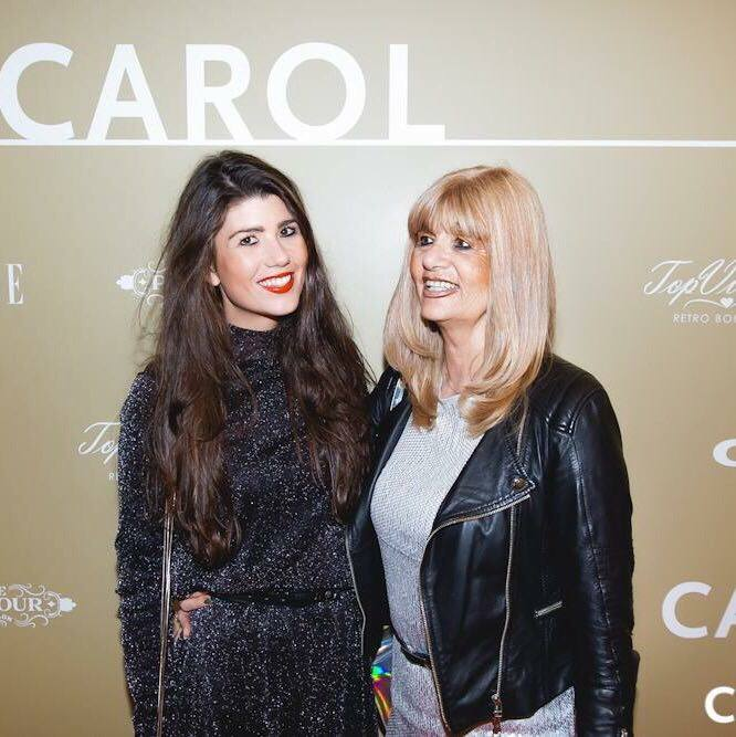 the week of fashionista chloe carol premiere