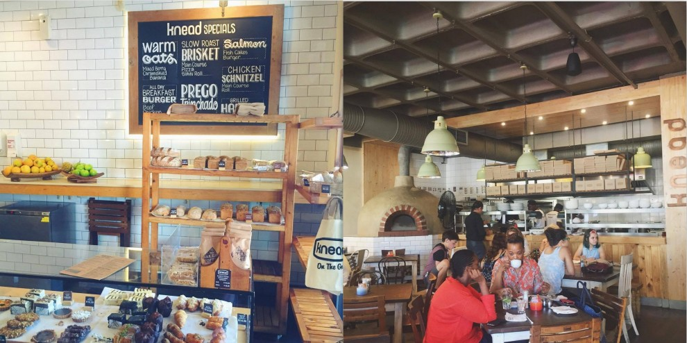 HOTSPOTS CAPE TOWN Knead healthy lunch
