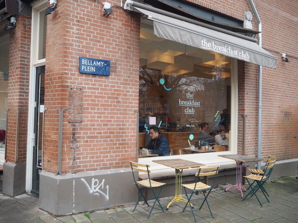 HOTSPOT AMSTERDAM WEST THE BREAKFAST CLUB