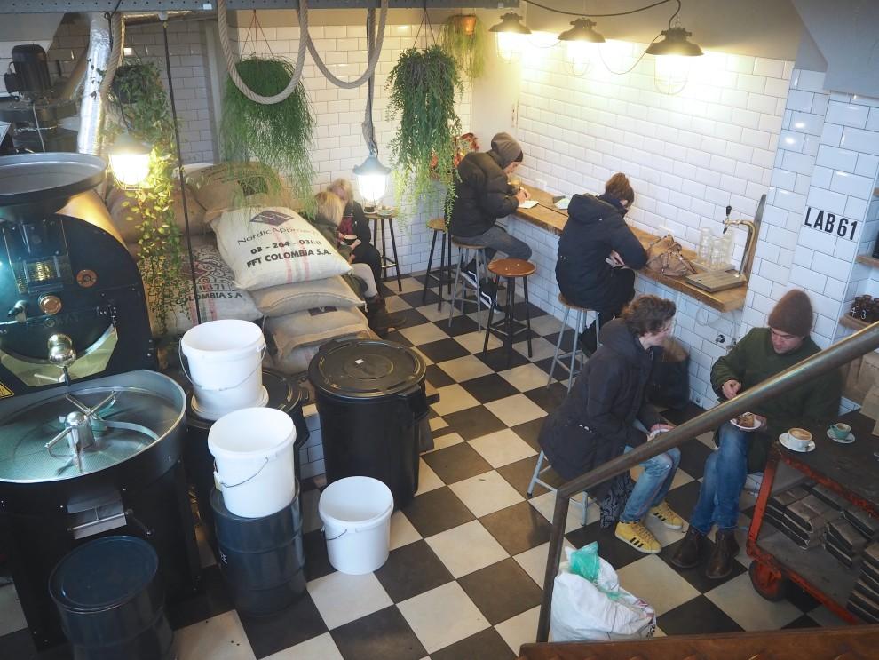 LOT SIXTY ONE COFFE AMSTERDAM WEST HOTSPOT COFFEE LOVERS FASHIONISTA CHLOE