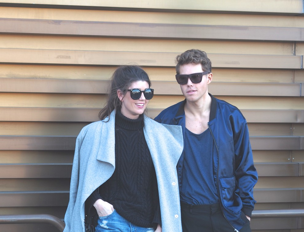 PITTI IMMAGINE UOMO FLORENCE with Andreas Wijk
