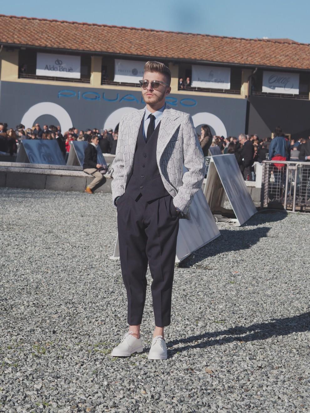 PITTI IMMAGINE UOMO FLORENCE Streetstyle fashion