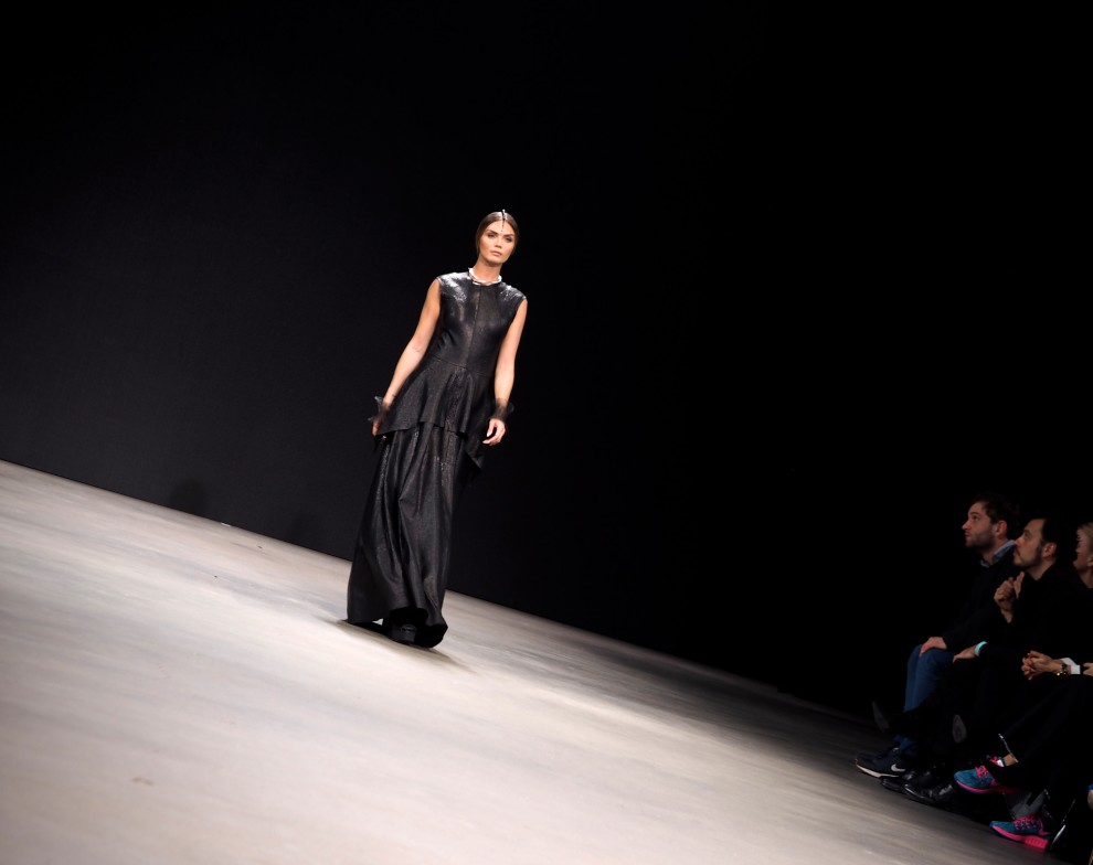 AMSTERDAM FASHION WEEK WITH LILLET TONY COHEN