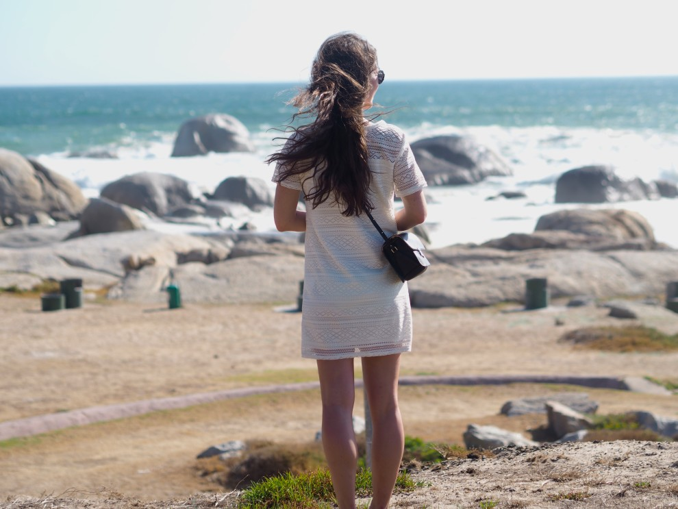TRAVEL TRIP CAPE TOWN THE BUNGALOW CLIFTON BEACH FASHIONBLOGGER OOTD
