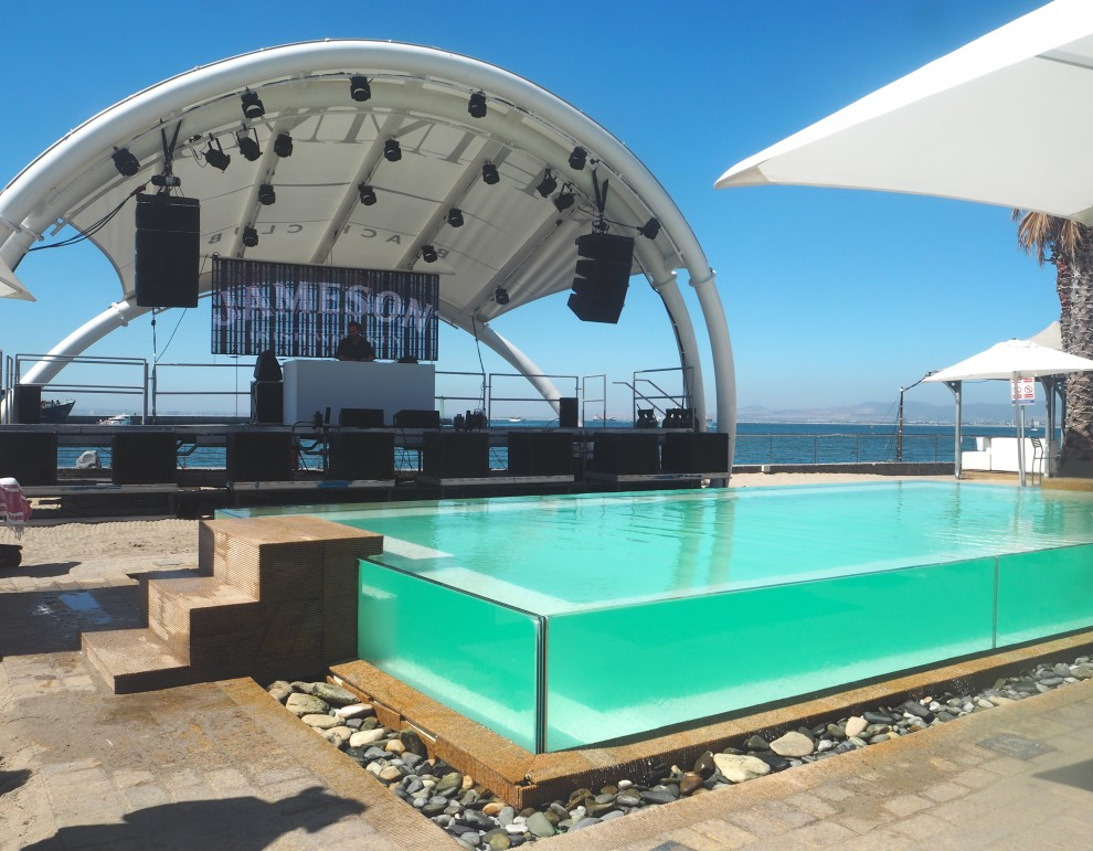 TRAVEL TIPS CAPE TOWN SHIMMY BEACH CLUB FASHIONISTA CHLOE