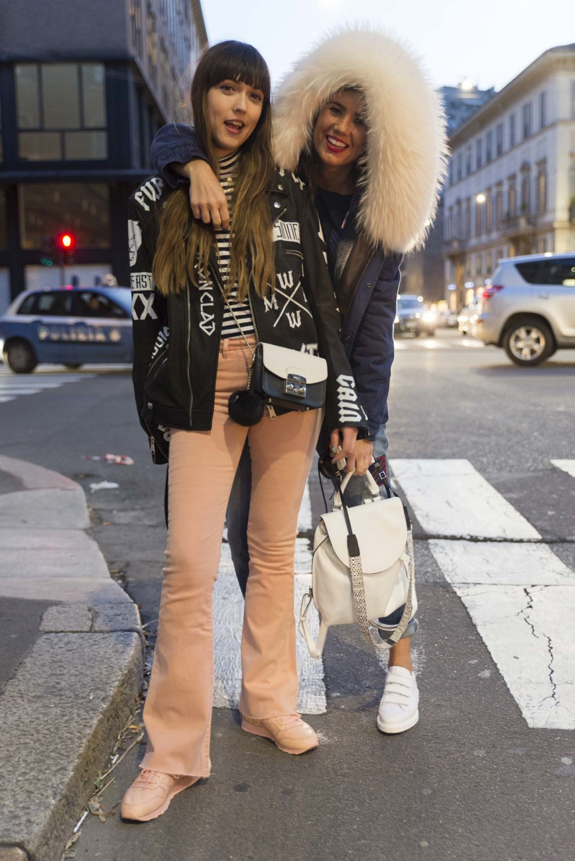Mr&MrsItaly Milan Fashion Week streetstyle MFW Nubikk