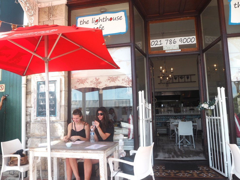 CAPE POINT HOTSPOTS CAPE TOWN BLOGGER FASHIONISTA CHLOE THE LIGHT HOUSE CAFE SIMON'S TOWN