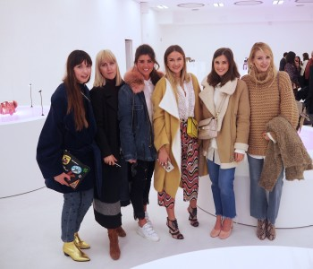 MILAN FASHION WEEK WITH COSTUME NATIONAL & FURLA PART I