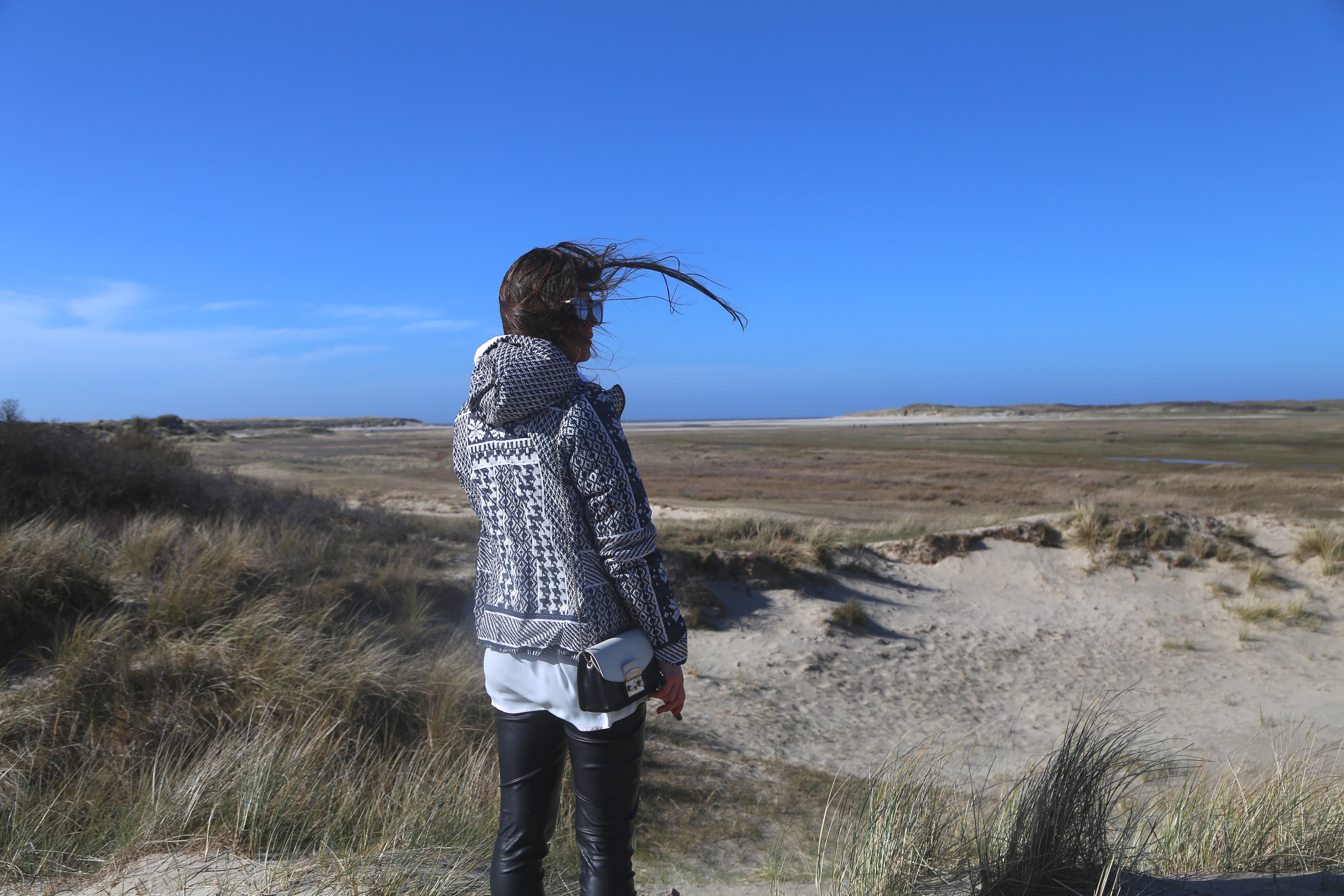 EASTER ON TEXEL WITH FACEHUNTER - YVAN RODIC  DE SLUFTER
