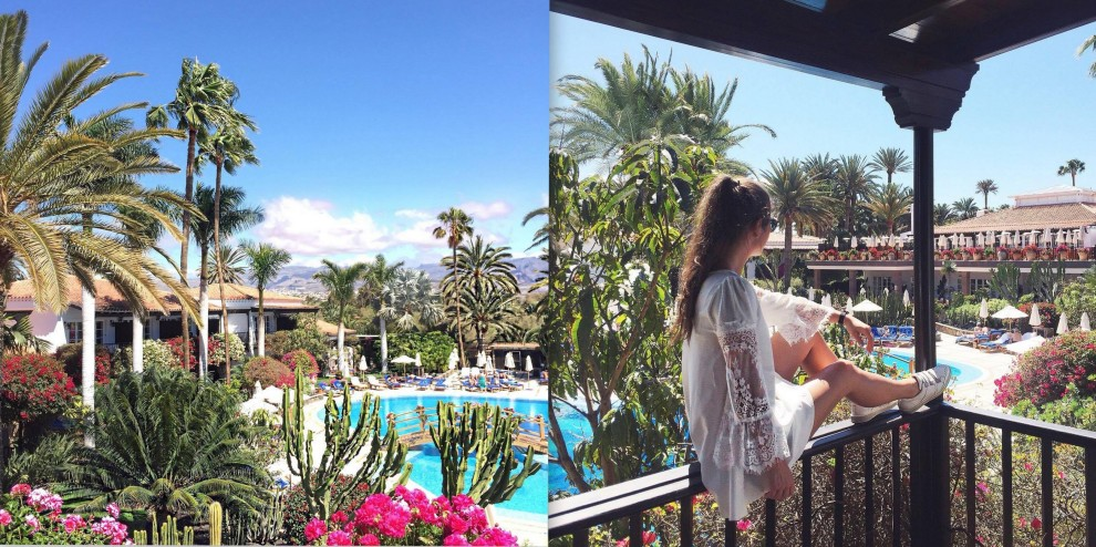 SEASIDE PALM BEACH GRAN CANARIA FASHIONISTA CHLOE