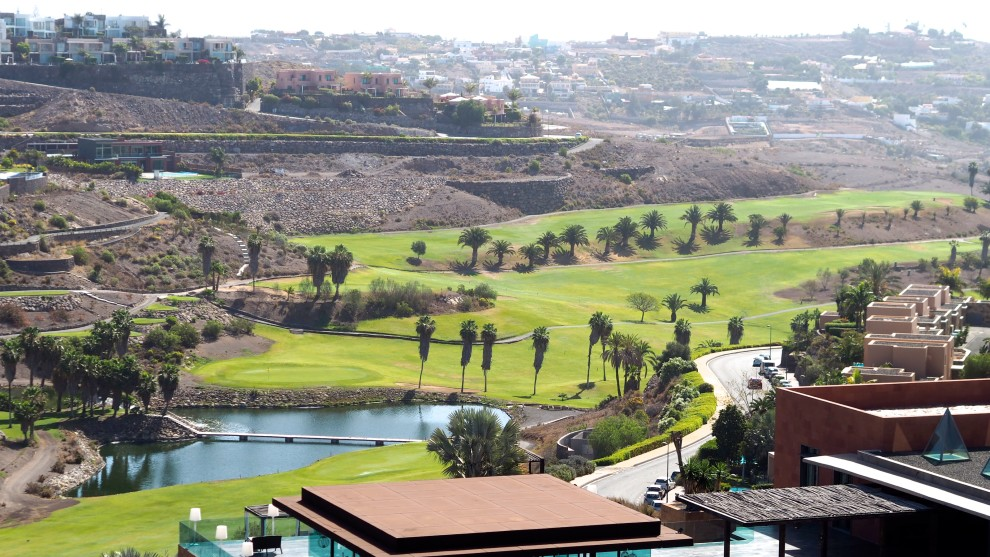 SHERATON GRAN CANARIA SALOBRE GOLF RESORT TRAVEL BLOGGER FASHIONISTA CHLOE