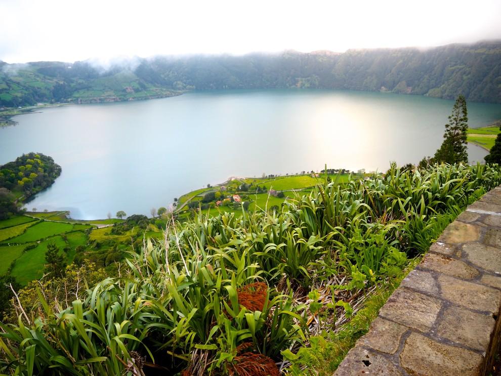 AZOREN São miguel tui nederland Azores travel blogger Lagoa das Sete Cidades