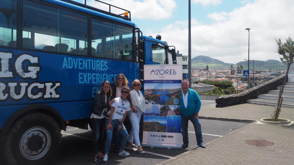 AZOREN São miguel tui nederland Azores travel blogger