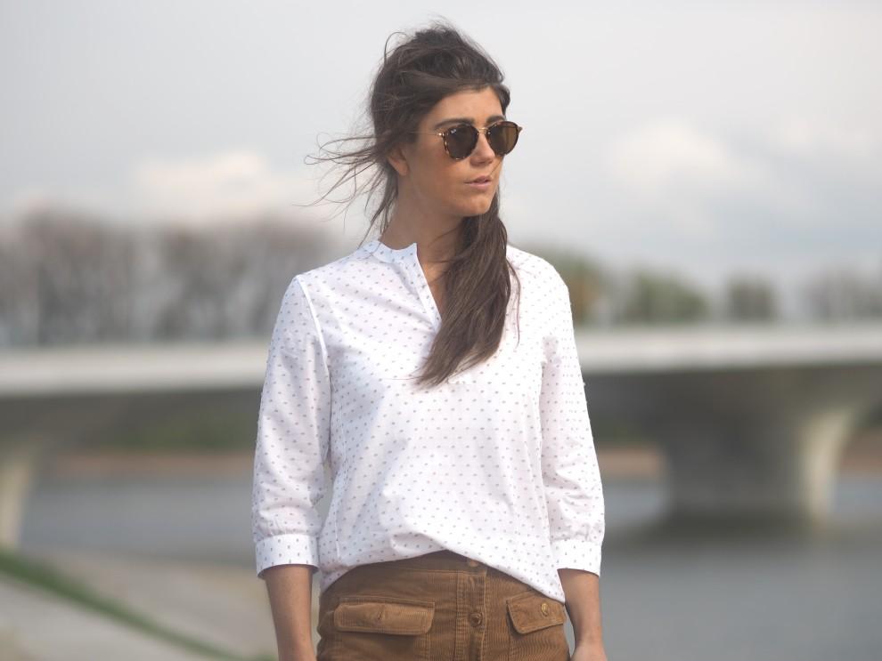 Summer shirts Xacus OOTD - How to wear- fashionblogger