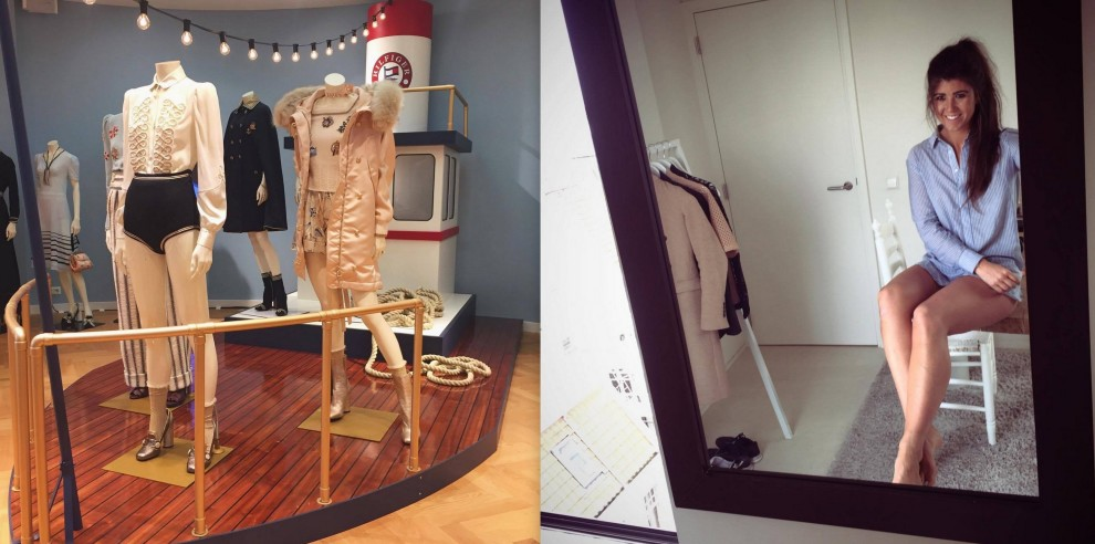 AMSTERDAM DIARY 2 - TOMMY HILFIGER PRESSDAY - HOTEL THE EXCHANGE PRESS REVIEW AMSTERDAM