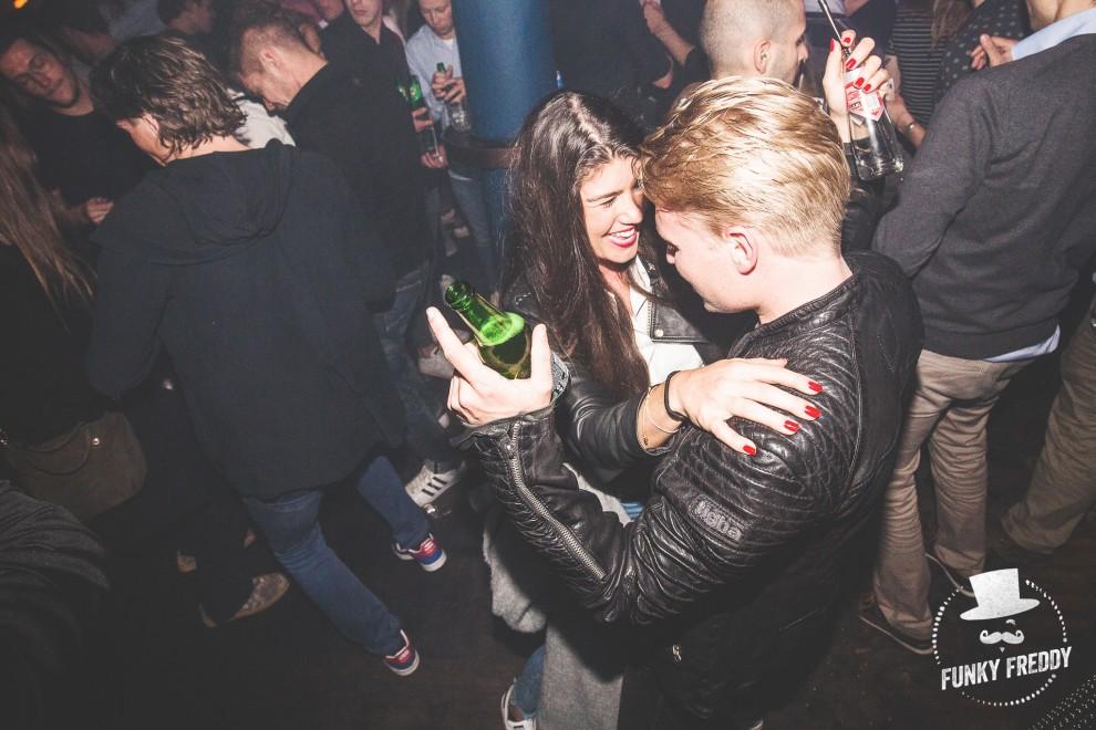 Funky Freddy Amsterdam Nova Chloe Sterk Martijn Manschot  Gierige Gasten