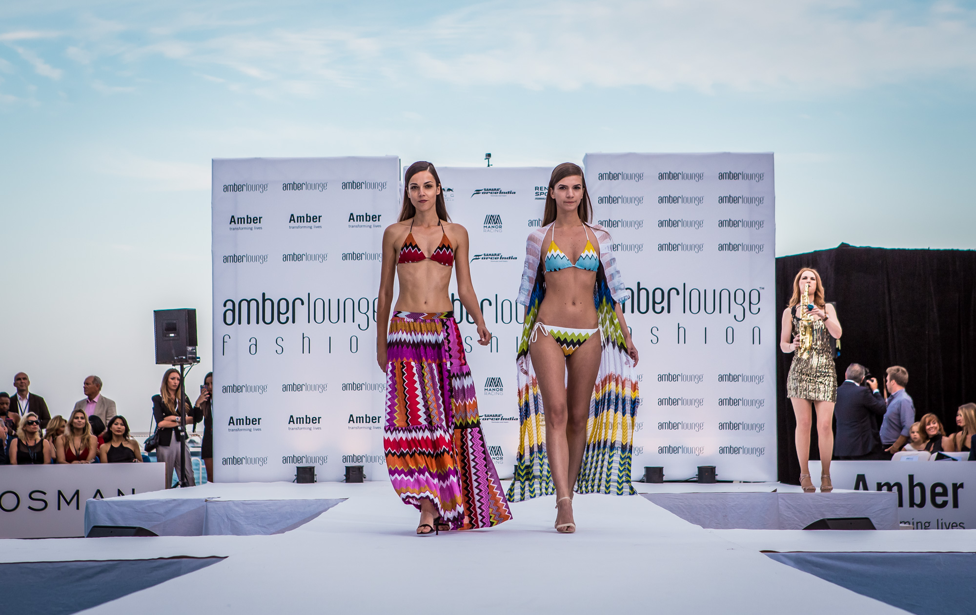 Amber Lounge Charity Fashion Show  GRAND PRIX DE MONACO