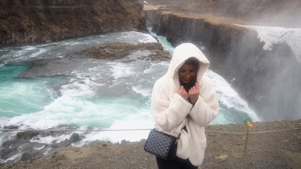 Gullfoss Waterval GOLDEN CIRCLE IJSLANDSPECIALIST ICELAND