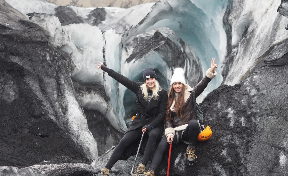 TRAVEL: ICELAND DAY 3 – ICE CLIMBING SOUTH COAST