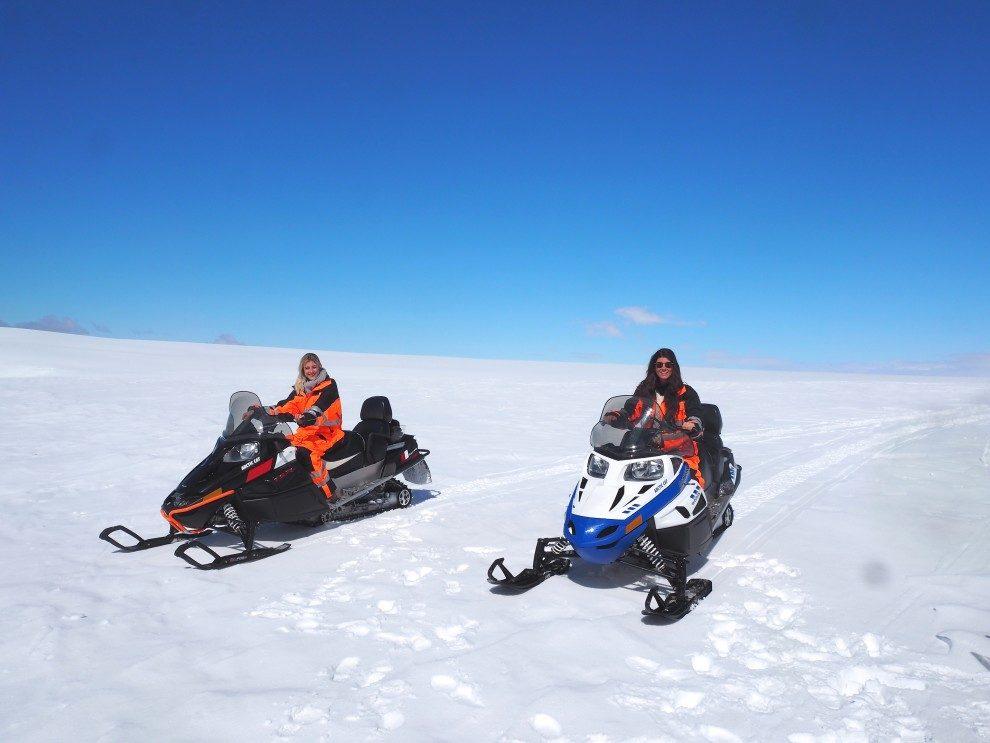 Tijdens een reis naar IJsland moet je sowieso de Gletsjers in IJsland bezoeken, Dit is gletsjer Mýrdalsjökull