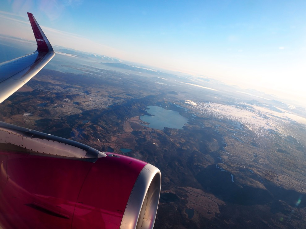 Op reis naar Ijsland? Boek ruim van te voren een vliegticket op WOWair.com (prijzen vanaf€69,95)