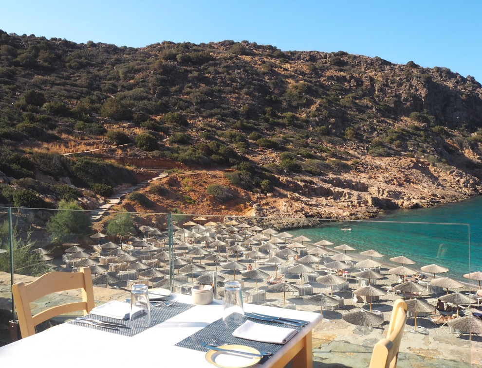 DAIOS COVE CRETE TRAVELBLOG VISIT GREECE LUXERY HOTELS