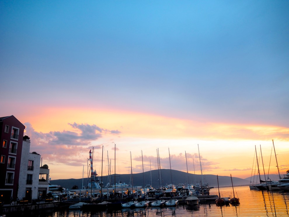 PORTO MONTENEGRO MONACO OF THE BALKAN TRAVEL BLOG LUXERY HARBOUR PLACE TO BE