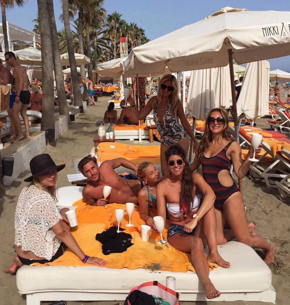 OLD TOWN - NIKKI BEACH MARBELLA TRAVEL BLOG