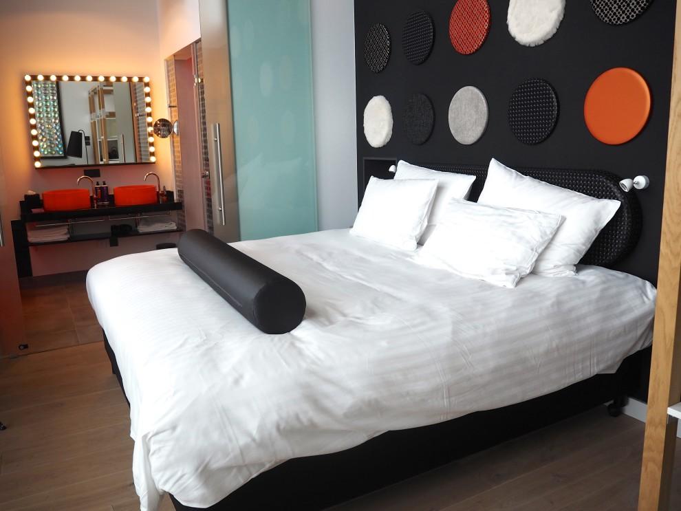 JAZ AMSTERDAM HOTEL HOTSPOT ZIGGO DOME FASHIONISTACHLOE