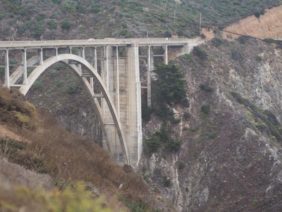 BIG SUR AND THE PACIFIC COASTLINE  TRAVEL BLOG CALIFORNIA