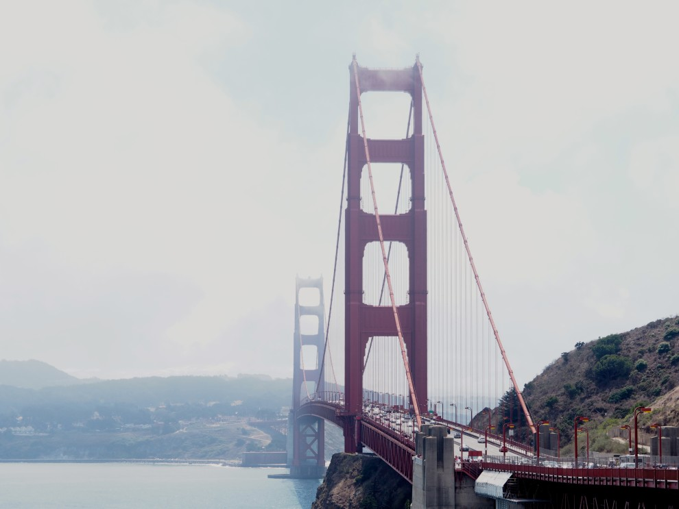 GOLDEN GATE SAN FRANCISCO IN 24 HOURS
