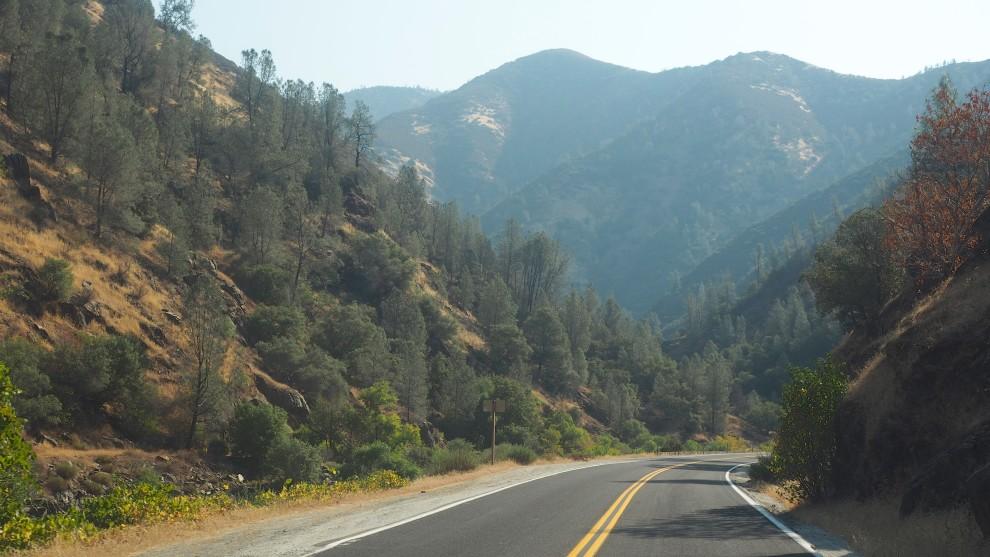 YOSEMITE NATIONAL PARK TRAVEL CALIFORNIA ROADTRIP