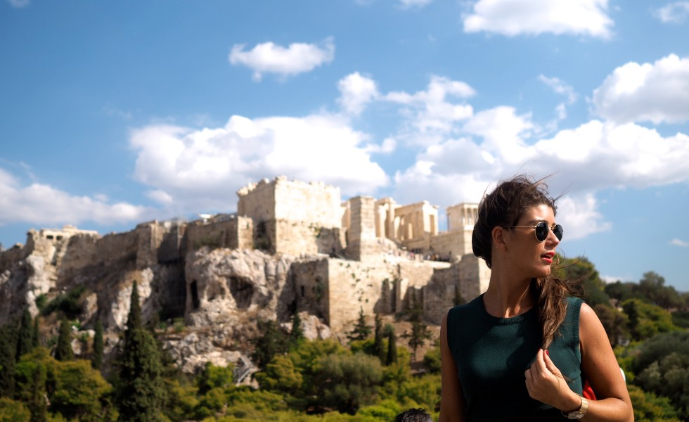 24 HOURS IN ATHENS GREECE