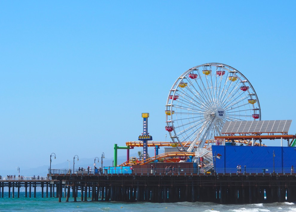 SANTA MONICA TRAVEL GUIDE