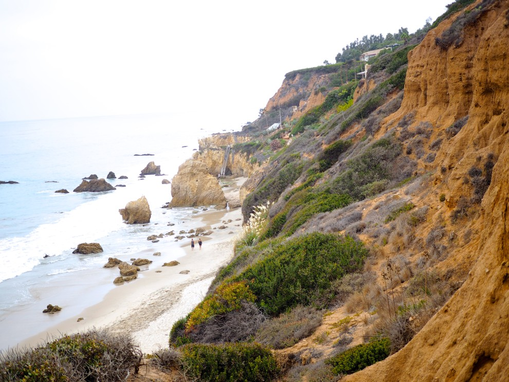 LOS FELIZ - WALK OF FAME - EL MATADOR BEACH