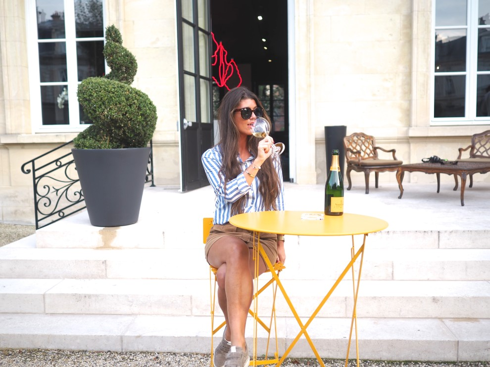 VEUVE CLICQUOT REIMS