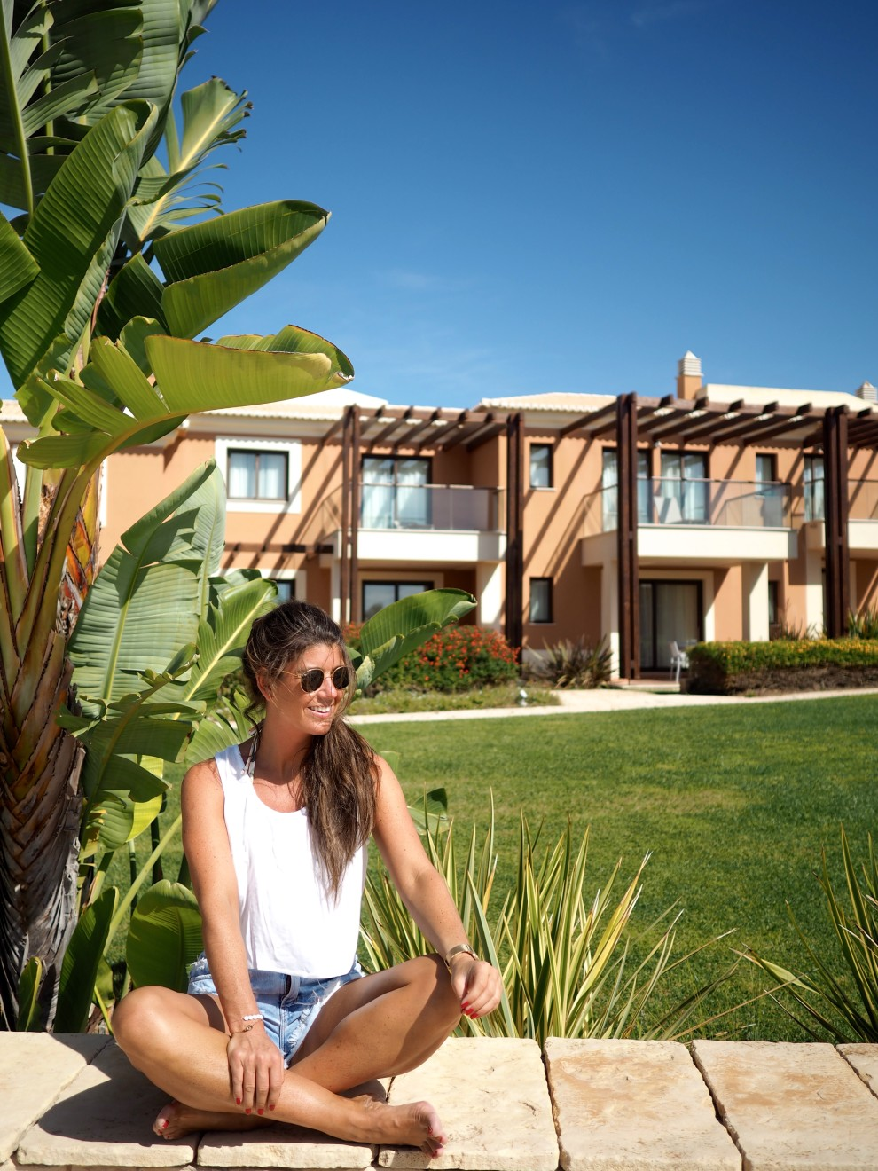 THE ALGARVE IN WINTER Hotel Monte Santo